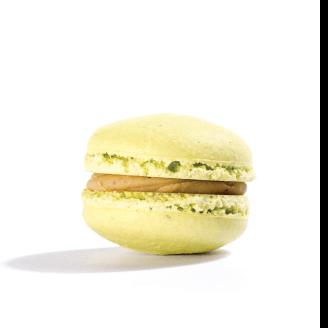 Αυθεντικά γαλλικά macaron με φυστίκι