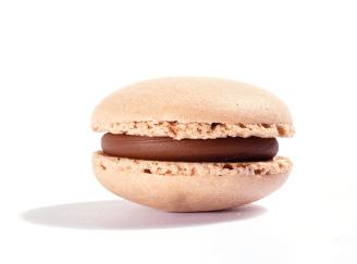 Αυθεντικά γαλλικά macaron με καραμέλα