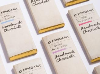 Χειροποίητες σοκολάτες Le Fondant & σε 40γ