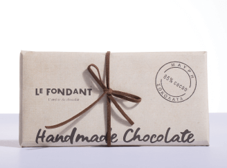 Mαύρη σοκολάτα 85% cacao, 80γ