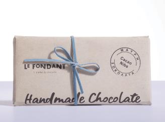 Mαύρη σοκολάτα cacao Nibs, 80γ