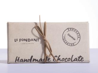 Σοκολάτα γάλακτος Gianduja, 80γ